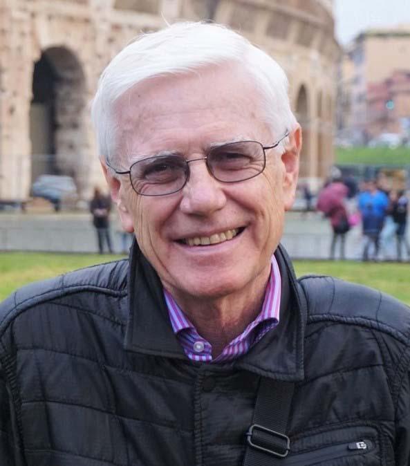 Rev John Barr